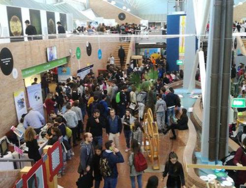 VES4US participated in the Futuro Remoto science festival