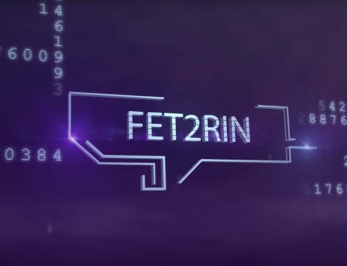 VES4US participates in the latest FET2RIN event in Brussels