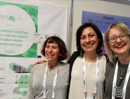 VES4US participates in ISEV2019 in Kyoto